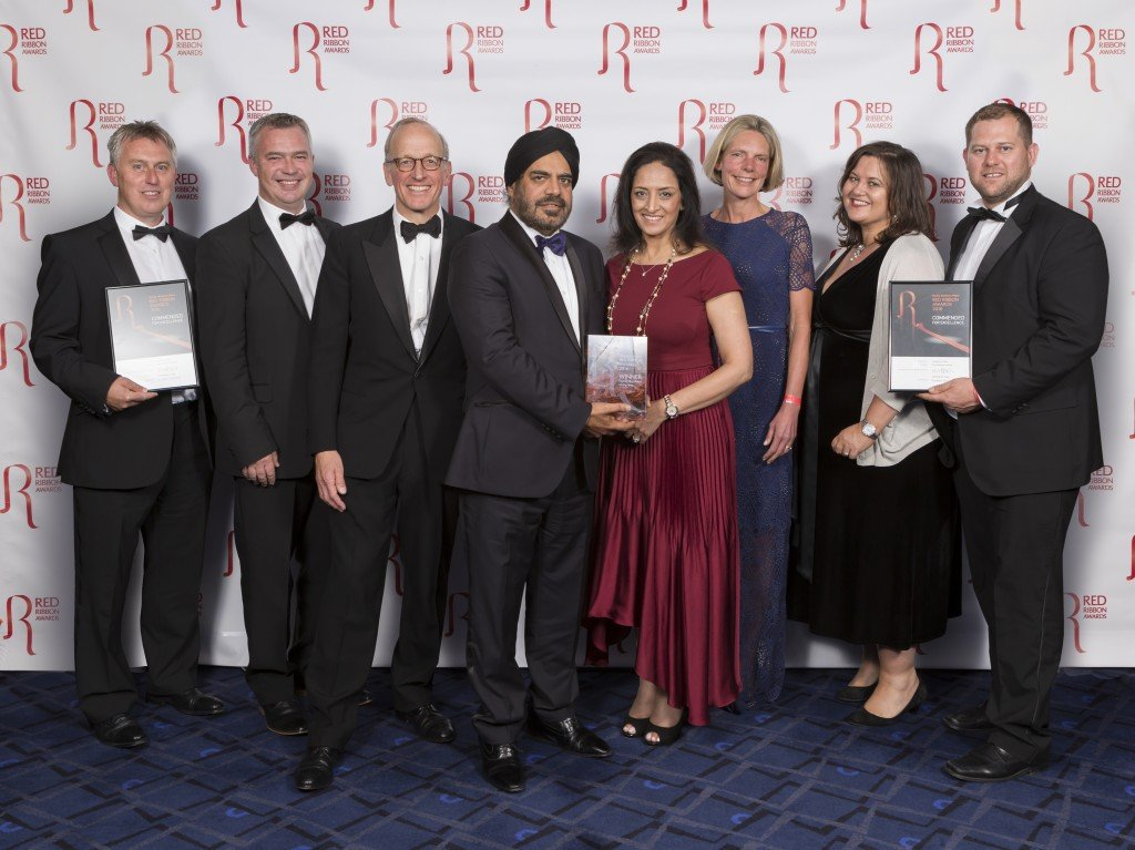 Family Business of the Year photo - winners and commended 2016 cropped