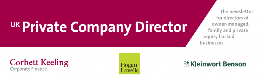 UK Private Company Director logo