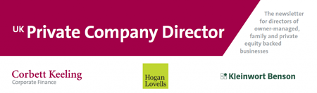 UK Private Company Director logo