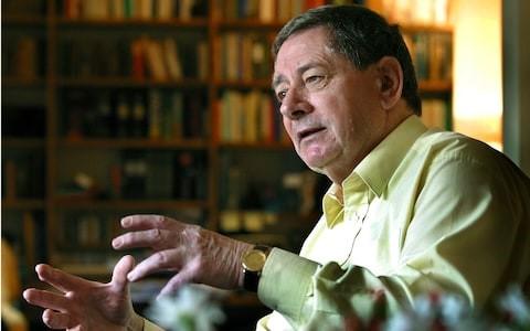 Graham Corbett Telegraph