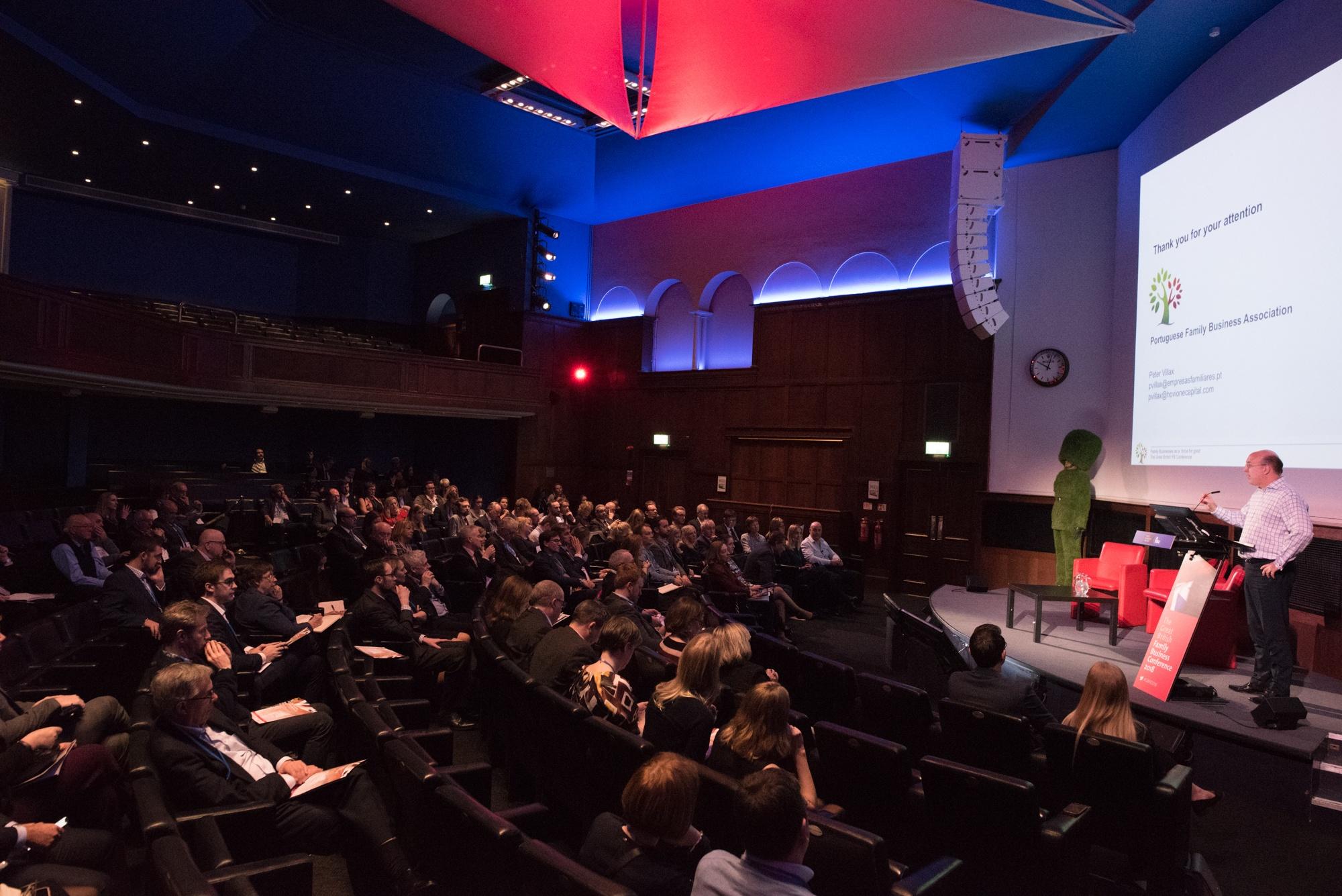 FBU conference auditorium