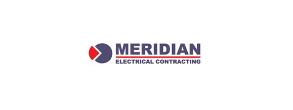 Merdian Electrical logo news post
